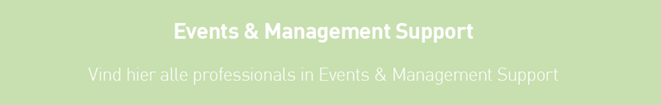 Events & Management Support